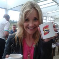 Helen Skelton - British television presenter, best known for co-presenting the BBC children's programme Blue Peter