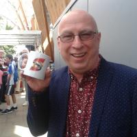 Ken Bruce - British broadcaster who hosts The Ken Bruce Show on BBC Radio 2.