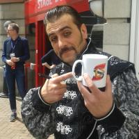 Chris Gasgoyne - English actor, who is known for his role as Peter Barlow in the soap opera Coronation Street since 2000.