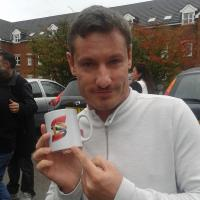 Dean Gaffney - English actor. He is best known for his role as Robbie Jackson on the BBC soap opera EastEnders from 1993 to 2003.