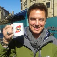 John Barrowman - Scottish-American actor, singer, dancer, presenter and writer who holds both British and American citizenship.