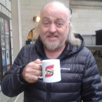Bill Bailey - English comedian, musician, actor, TV and radio presenter and author. Bailey is well known for his role in Black Books and for his appearances on Never Mind the Buzzcocks.