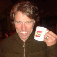 John Bishop - English comedian and actor, who is also known for his charity work, having raised £4.2m for Sport Relief 2012.