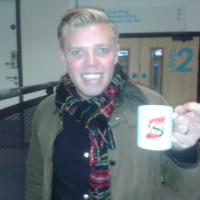 Rob Beckett - English stand-up comedian and actor, best known for being a co-host on the ITV2 spin-off show I'm a Celebrity...Get Me Out of Here! NOW!