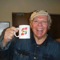 Roy Chubby Brown - English stand-up comedian, famous for his sarcastic blue humour. The controversial nature of his act means he rarely appears on major television channels.