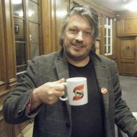 Richard Herring - British comedian and writer, whose early work includes the comedy double-act Lee and Herring.