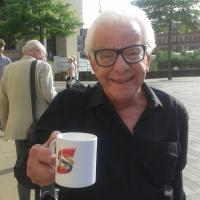 Barry Cryer - British writer and comedian. Cryer has written for many noted performers, including Dave Allen, Stanley Baxter, Jack Benny & Rory Bremner