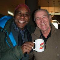 Len Goodman & Ainslee Harriott - English professional ballroom dancer, dance judge, and coach and Strictly Star and Chef