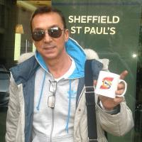 Bruno Tonioli - Italian choreographer, dancer and TV personality. A judge on British television dance competition Strictly Come Dancing.
