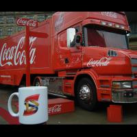Coca-Cola - The truck you naturally associate with Christmas