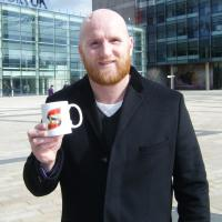 John Hartson - Welsh former pro footballer who played notably in the Scottish Premier League for Celtic and the Premier League for Arsenal and West Ham United