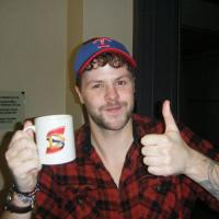 Jay McGuiness - British singer, with boy band The Wanted. In 2015 he partnered with Aliona Vilani and won the 13th series of BBC's Strictly Come Dancing.