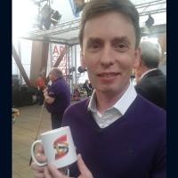 Ken Doherty - Irish professional snooker player and radio presenter. He is the one of only two players to have been world amateur and world professional champion.