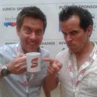 Dick & Dom - Dick and Dom in da Bungalow is a CBBC entertainment television series presented by the duo Dick and Dom.