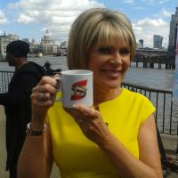 Ruth Langsford - English television presenter, best known for her various roles with ITV. Since 2006, she has co-presented the ITV lifestyle programme This Morning with her husband Eamonn Holmes.