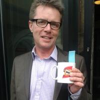 Nicky Campbell - Scottish radio and television presenter and journalist. From 1988 until 1996, Campbell presented the game show Wheel of Fortune