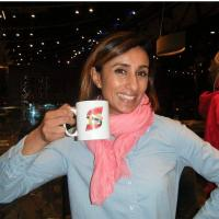 Anita Rani - English radio and television presenter and journalist of Punjabi descent and Strictly come Dancing Star.