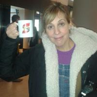 Mel Giedroyc - English presenter, actress and comedienne, best known for her comedy work with Sue Perkins and co-hosting Bake Off.