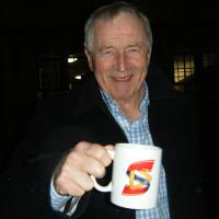 Jonathan Dimbleby - British presenter of current affairs and political radio and television programmes, a political commentator and a writer.